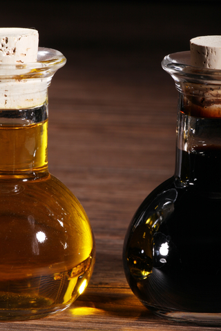 http://www.dreamstime.com/royalty-free-stock-image-oliven-oil-balsamico-glass-carafe-image38780436