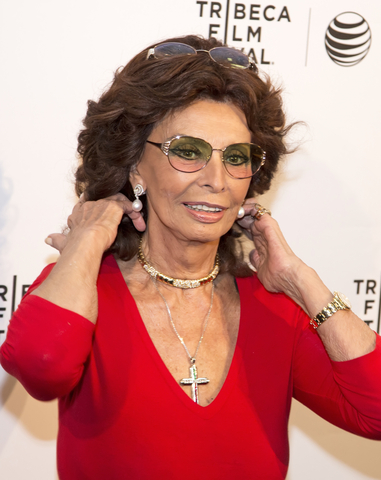 http://www.dreamstime.com/royalty-free-stock-photography-sophia-loren-oscar-winning-actress-appears-red-carpet-world-premiere-⤽human-voice-â¤--short-film-which-image40043907